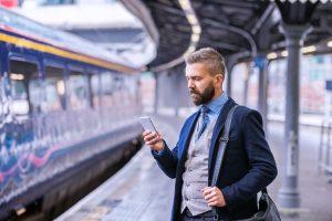 Suica®やPASMO®の履歴印字方法と交通費精算の効率化について