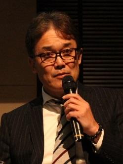 第一生命カードサービス株式会社 業務部副部長 兼 IT企画室長池田 安広氏