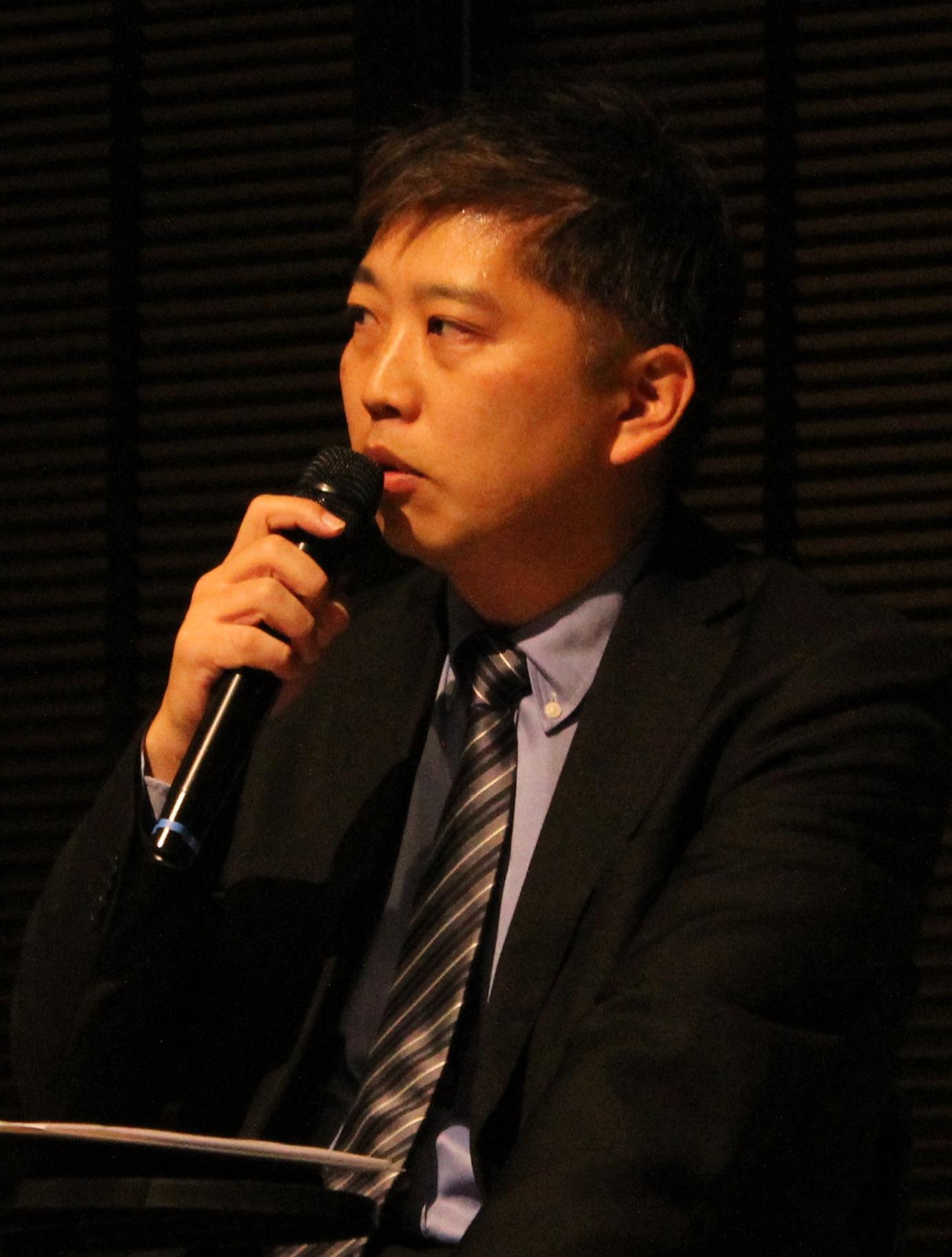 株式会社ミュゼプラチナム  取締役執行役員 管理部部長 柏木 俊之氏